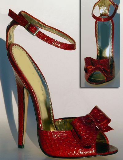 WOmen's High Heels Stilettos Open Toe Toe Toe Leopard Bowknot Ankle Strap Sandals shoes dc9b37