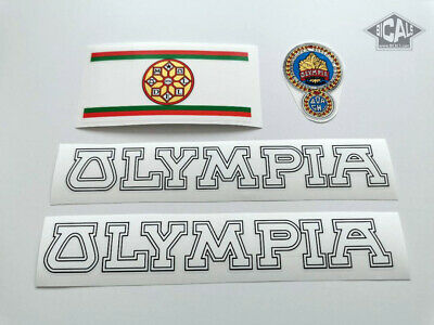 SANTINI Cicli Italy decal set sticker complete bicycle FREE SHIPPING
