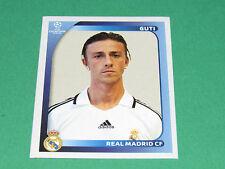 442 GUTI REAL MADRID UEFA PANINI FOOTBALL CHAMPIONS LEAGUE 2008 2009