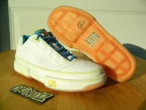 sports shoes 06763 5b295 Image is loading DS-2007-Nike-Zoom-Lebron-Low-ST-034-