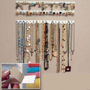 Ketten Aufbewahren 9x ketten ständer halter hals kette armband display