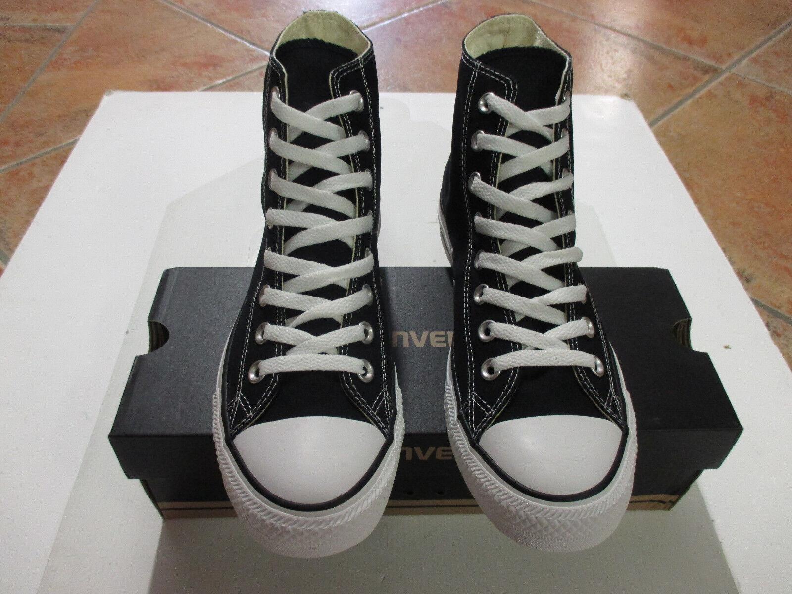 Converse Chucks All Star HI Größe 40 schwarz black M9160C NEU Sneaker