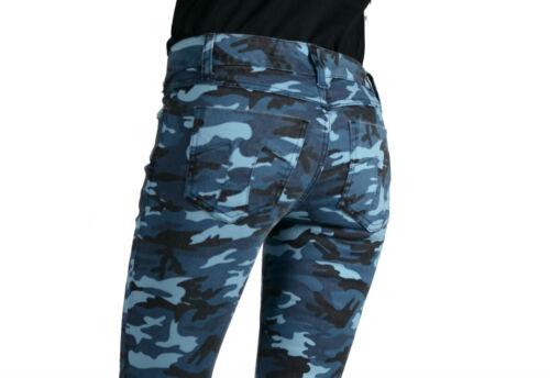 Exploited Punk Camouflage Tripp Rock Army Jeans Rocker Pants Fit Unisex Skinny d5wAAOqx0