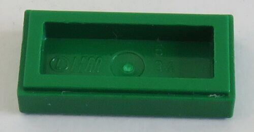 2x LEGO® 6179 4x4 Fliese mit Randnoppen neu-dunkelgrau NEU dark bluish gray