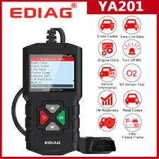 Ediag Ya201 Code Reader Car Diagnostic Tool Full Obd2 Scanner Check Engine Light