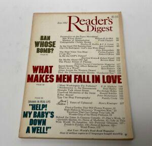 Reader's Digest Magazine June 1982 Lorna Massie Vintage Issue Ads