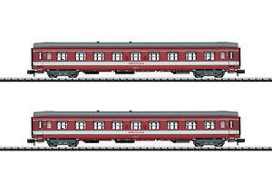 Minitrix-Trix-N-15951-Schnellzugwagen-Set-034-Le-Capitole-2-034-der-SNCF-NEU-OVP