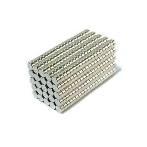 Craft Pinnwand Magneten Supermagnet Magnet Magnete Neodym N35 Scheibe Disc 4x2mm