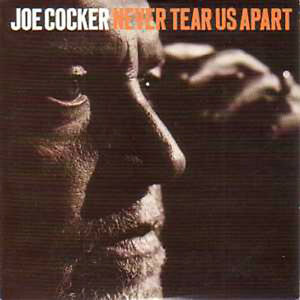 CD-Single-Joe-COCKER-Never-tear-us-apart-CARDSLEEVE-NEW