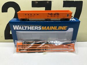 Walthers-HO-Scale-D-amp-RGW-Rio-Grande-53-Gondola-RD-56358-RTR-New