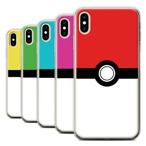 Gel-TPU-Case-for-Apple-iPhone-XS-Max-Pokeball-Anime-Inspired
