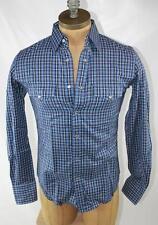 AUTH Tom Ford Men Long Sleeve Shirt 15 38
