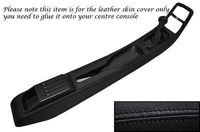 BLACK STITCH CENTRE CONSOLE TUNNEL COVER+GAITER FITS PORSCHE 911 964 & 993