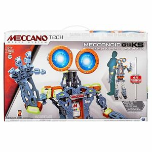 Home Kids Toy Game Hobbies Personal Robot MeccaNoid phrases voice recognition