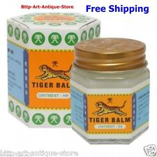 Tiger Balm 30g White Muscle Aches Massage Rub Pain Relief Ointment FREE Post UK