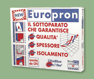 EUROPRON-PANNELLI-SPESSORE-4-MM-FONOASSORBENTI-ISOLANTI-SOTTOPARATI-ESTRUSO