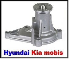 Genuine WATER PUMP 2510026902 Hyundai ELANTRA; GETZ; MATRIX LAVITA [03-11]