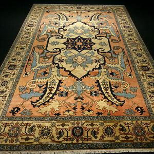 Alter Orient Teppich 324 X 215 Cm Perserteppich Seltenes Muster Handgeknüpft Reinigen Der MundhöHle.