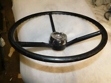 1959 Ford Steering Wheel Amp Horn Button