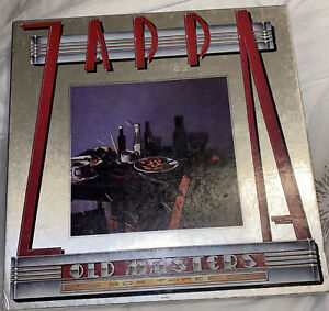 Frank Zappa - The Old Masters Box Three 9 LP Set (8 Titles) LIMITED EDITION #200