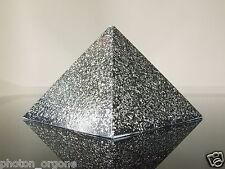 Orgone IPhone Cell Phone Radiation EMF Shield Pyramid Shungite Powder Pyrite CHI