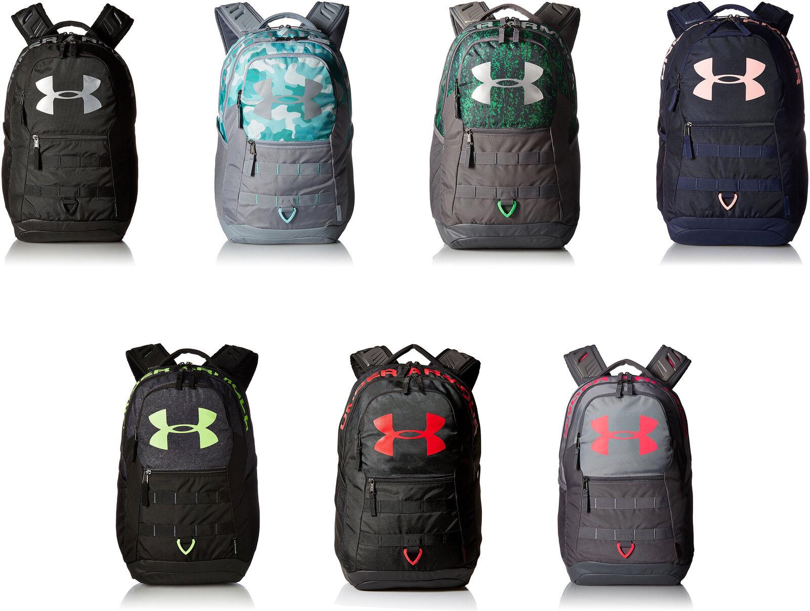 b7d5eb3aca Under Armour Unisex Big Logo 5.0 Backpack, 7 Colors | eBay