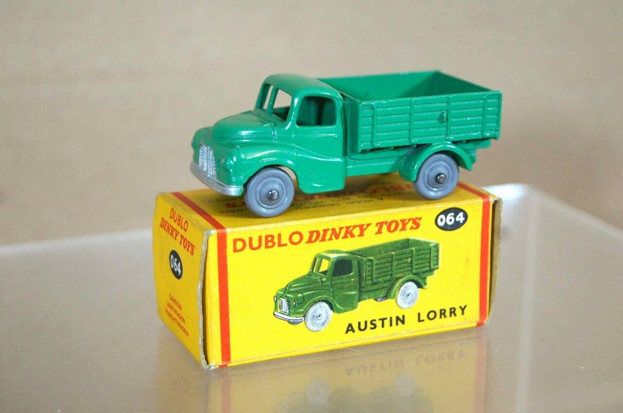 DINKY DUBLO 064 HORNBY AUSTIN CAMION MINT BOXED Ome