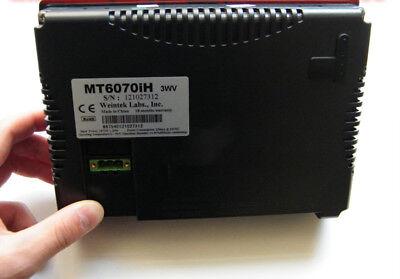 New MT6070IH3 MT6070IH 3WV HMI TOUCH SCREEN