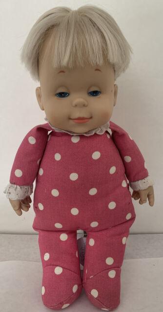Mattel Blonde DROWSY Doll Marked 1964 Mattel 15
