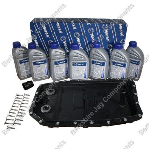 FOR JAGUAR X150 XK 6 SPEED TRANSMISSION FILTER//SUMP PAN KIT C2C38963KIT
