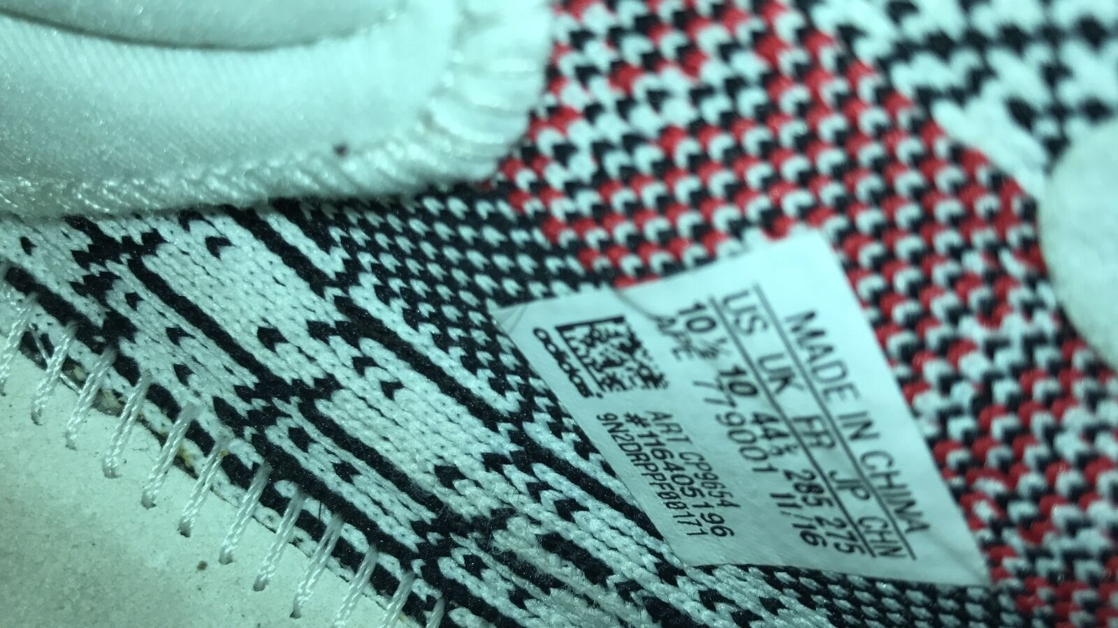 963d0546938ef Yeezy Boost 350 Zebra V2 Size 10.5 100% Authentic. 2001 NIKE ...