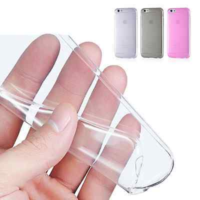 Moblie Phones Super Thin See through Light Cover Cases for Iphone LG Samsung