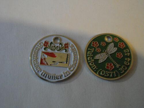 Einkaufswagenchipaus Metall aus Sammlung Glasatelier Müller Chemnitz