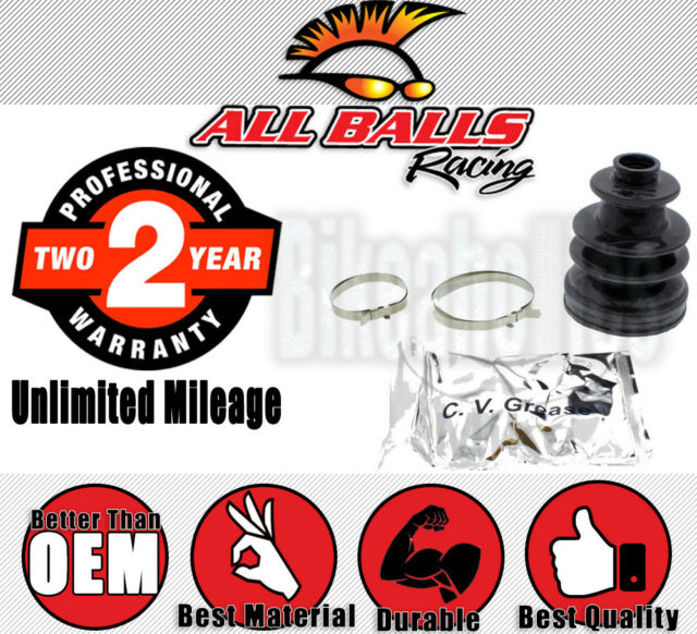 All Balls Racing Drive Shaft Boot Kit for Polaris SBSs