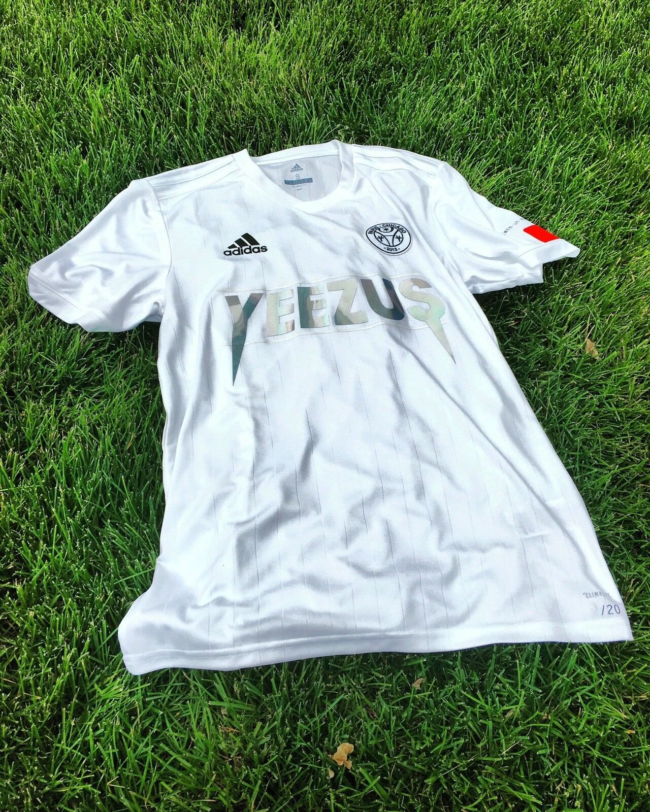 Yeezus Soccer Jersey Diuominiione Medium