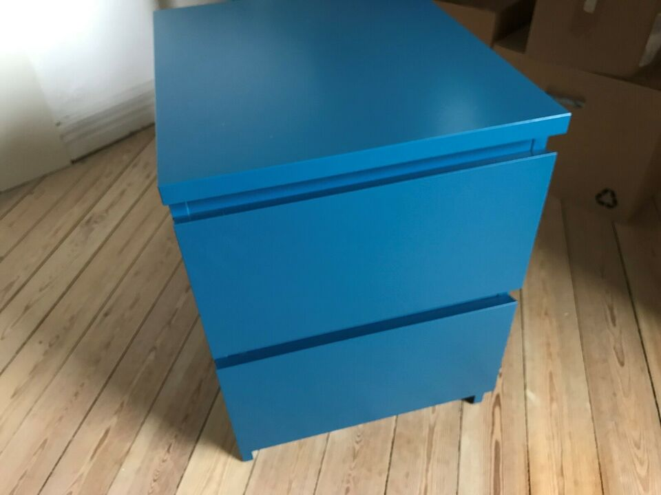 IKEA MALM Chest Of 2 Drawers, Bedside Table, Vario