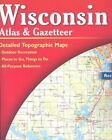 Wisconsin - Delorme 7t by Rand McNally, DeLorme, Delorme Publishing Company (Paperback / softback, 2002)