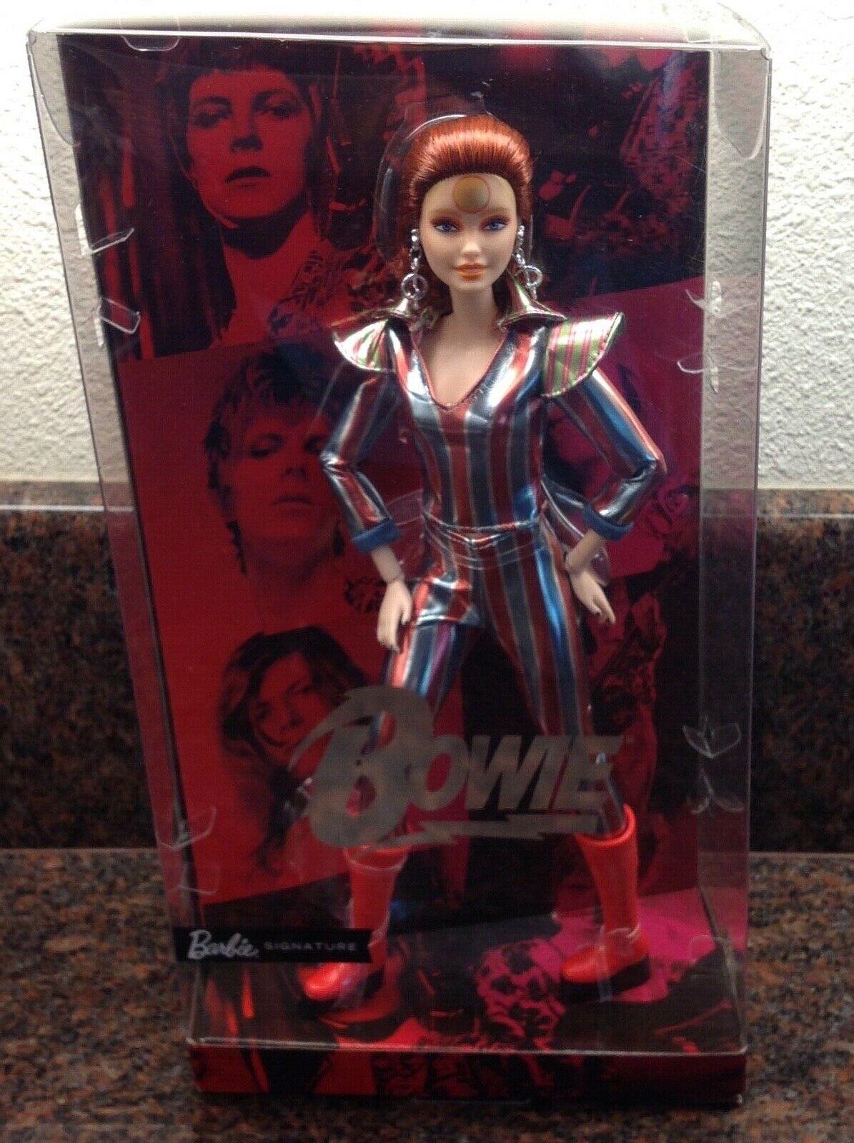 New in Box David Bowie Barbie