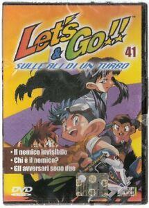 Let-039-s-amp-Go-Terza-Serie-DVD-Vol-41
