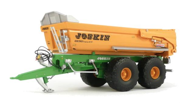 Universal Hobbies Joskin Trans-KTP 22 50 remorque basculante 1 32 Scale 2581