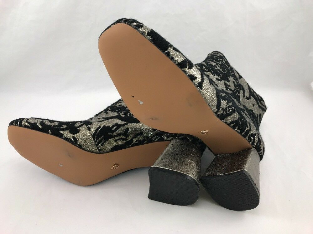 Nanette Lepore Bliss Women US US US SIZE 9  pink BOOTIE NEW (Pewter) STUNNING RET  139 58bb31
