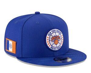 NWT New York Knicks New Era 9FIFTY NBA TipOff Edition Snapback Cap Camo Brim Hat