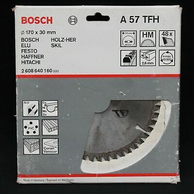 Dewalt Makita 260mm x 30mm X 60T TCT Rund Holz Sägeblatt für Bosch Mitre