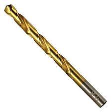 "Irwin 63912 3/16"" Titanium 135 Degree Jobber Length Drill Bit - Carded"