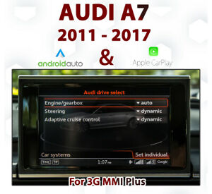 Audi-A7-2011-17-Touch-Overlay-Apple-CarPlay-amp-Android-Auto-Integration