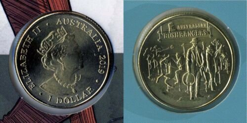 #4 The Bold The Bad and The Ugly Australia 2019 C 1 Dollar Coin