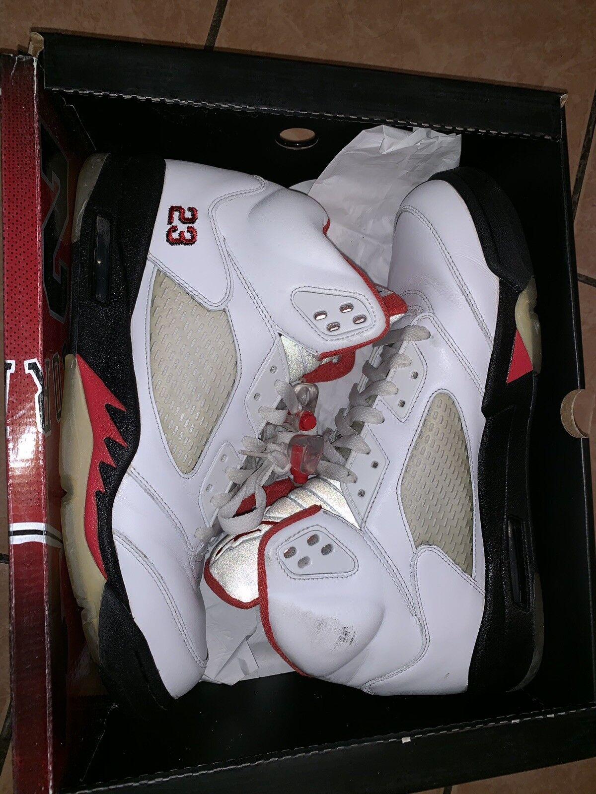 Nike air jordan 5 retro fire red Cdp