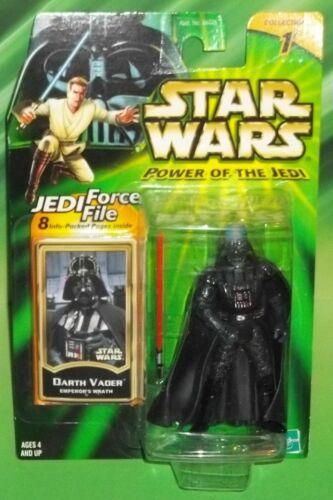 Star Wars POTJ Série Seigneur Sith Darth Vader Emperor/'s Wrath Figure
