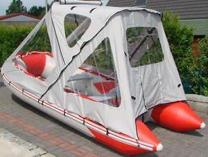 schlauchboot zelt