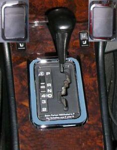 Mercedes W  Chromteile